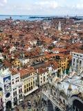 πλατεία SAN Βενετία marco Στοκ Εικόνα