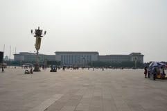 Πλατεία Tiananmen Πεκίνο Στοκ εικόνες με δικαίωμα ελεύθερης χρήσης
