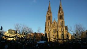Πλατείες της Πράγας Στοκ Φωτογραφία
