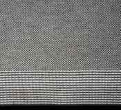 Πλεκτό ύφασμα για το πουλόβερ seamless Στοκ Εικόνες