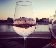 Πλευρά Δούναβη Στοκ φωτογραφία με δικαίωμα ελεύθερης χρήσης