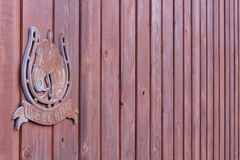 Πλευρά της σιταποθήκης Στοκ φωτογραφίες με δικαίωμα ελεύθερης χρήσης