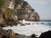 Πλευρά Nusa Penida στην εγγύηση, Ινδονησία Στοκ Φωτογραφίες