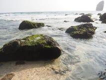 Πλευρά Nusa Penida στην εγγύηση, Ινδονησία Στοκ Φωτογραφία