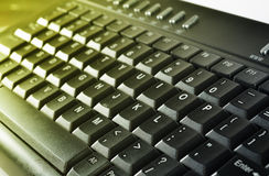 Πληκτρολόγιο υπολογιστών Στοκ Φωτογραφίες
