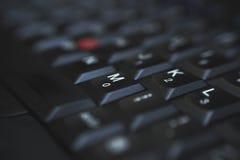 Πληκτρολόγιο PC - που χρησιμοποιείται για να εισαγάγει τα στοιχεία στον υπολογιστή Αποτελείται από το πλαστικό και είναι συνήθως  Στοκ φωτογραφίες με δικαίωμα ελεύθερης χρήσης