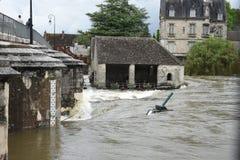 πλημμύρες στοκ εικόνα