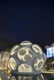Πληρέστερος θόλος Buckminster στο της περιφέρειας του κέντρου Μαϊάμι Στοκ φωτογραφία με δικαίωμα ελεύθερης χρήσης