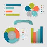 Πληροφορία-Grafics02 Στοκ Εικόνες