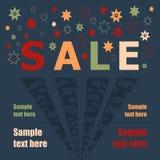 Πληροφορίες για την πώληση Στοκ εικόνα με δικαίωμα ελεύθερης χρήσης