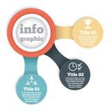 Πληροφορίες επιχειρησιακών κύκλων γραφικές, διάγραμμα απεικόνιση αποθεμάτων
