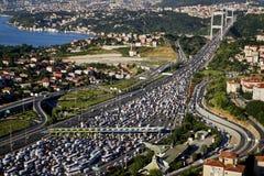 Πληρωμένη εθνική οδός στοκ φωτογραφίες