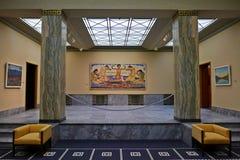 Πλούσιοι ¼ Kunsthaus ZÃ Στοκ φωτογραφία με δικαίωμα ελεύθερης χρήσης
