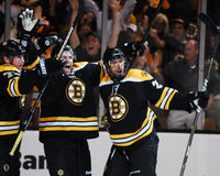 Πλούσιο Peverley, Boston Bruins μπροστινοί Στοκ Φωτογραφίες