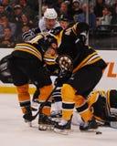 Πλούσιο Peverley, Boston Bruins μπροστινοί Στοκ Εικόνα