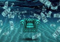 Πλούτος διανυσματική απεικόνιση