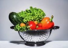 Πλυμένα λαχανικά Στοκ Φωτογραφία