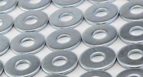 Πλυντήρια μετάλλων στοκ φωτογραφίες με δικαίωμα ελεύθερης χρήσης