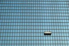 Πλυντήρια παραθύρων Στοκ Φωτογραφίες