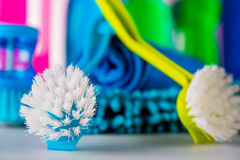 Πλύσιμο, έννοια καθαρισμού Στοκ φωτογραφία με δικαίωμα ελεύθερης χρήσης