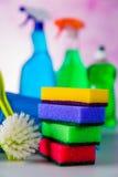 Πλύσιμο, έννοια καθαρισμού Στοκ Εικόνες