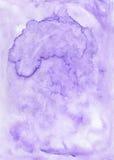 Πλύσιμο Watercolor που σύρει το μαλακό υπόβαθρο γήρανσης ελεύθερη απεικόνιση δικαιώματος