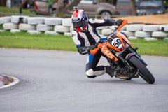 Π Mana σε έξοχο Moto 2014 Στοκ Φωτογραφία