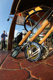 ράβδοι μυγών αλιείας εξο Στοκ Εικόνα