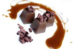 Ράβδος σοκολάτας Στοκ Φωτογραφίες
