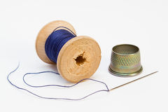 ράβοντας εργαλεία Στοκ εικόνες με δικαίωμα ελεύθερης χρήσης