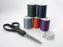 ράβοντας εργαλεία Στοκ Φωτογραφίες