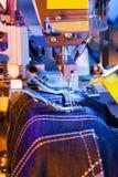 Ράβοντας μηχανή Στοκ Φωτογραφίες