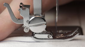 Ράβοντας μηχανή απόθεμα βίντεο
