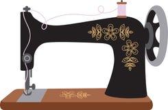 Ράβοντας μηχανή Στοκ εικόνα με δικαίωμα ελεύθερης χρήσης
