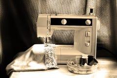Ράβοντας μηχανή στοκ φωτογραφία με δικαίωμα ελεύθερης χρήσης