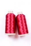 ράβοντας νήμα προτύπων Στοκ Φωτογραφία