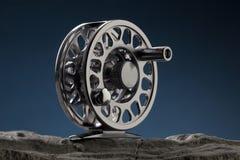 Ράβδος αλιείας εξελίκτρων Στοκ εικόνες με δικαίωμα ελεύθερης χρήσης