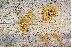 ράβδων εστίαση που αφήνεται τη βαθύτερη τη σύσταση σκουριάς υπολοίπου Στοκ φωτογραφία με δικαίωμα ελεύθερης χρήσης
