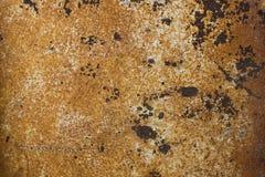 ράβδων εστίαση που αφήνεται τη βαθύτερη τη σύσταση σκουριάς υπολοίπου Στοκ Φωτογραφία
