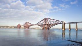 ράγα γεφυρών εμπρός στοκ εικόνα