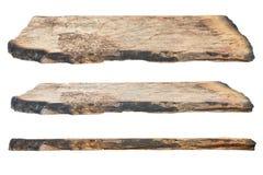 ράφια ξύλινα Στοκ Φωτογραφία