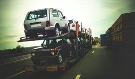 Ράφι-αυτοκίνητο στοκ εικόνα με δικαίωμα ελεύθερης χρήσης