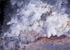 ράφι εικόνων πάγου κρυστάλλων της Ανταρκτικής που λαμβάνεται Στοκ εικόνες με δικαίωμα ελεύθερης χρήσης