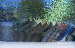 ράφι windowsill Στοκ Εικόνες