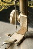 ράψιμο βελόνων μηχανών Στοκ εικόνα με δικαίωμα ελεύθερης χρήσης