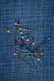 ράψιμο εξαρτημάτων Στοκ εικόνα με δικαίωμα ελεύθερης χρήσης