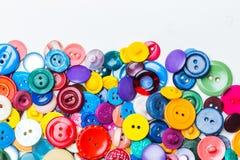 ράψιμο κουμπιών ανασκόπηση Στοκ εικόνα με δικαίωμα ελεύθερης χρήσης