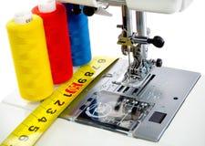 ράψιμο μηχανών Στοκ Εικόνες