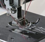 ράψιμο μηχανών Στοκ Εικόνα