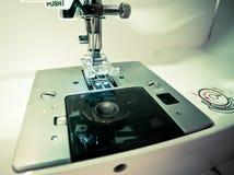 ράψιμο μηχανών Στοκ εικόνα με δικαίωμα ελεύθερης χρήσης